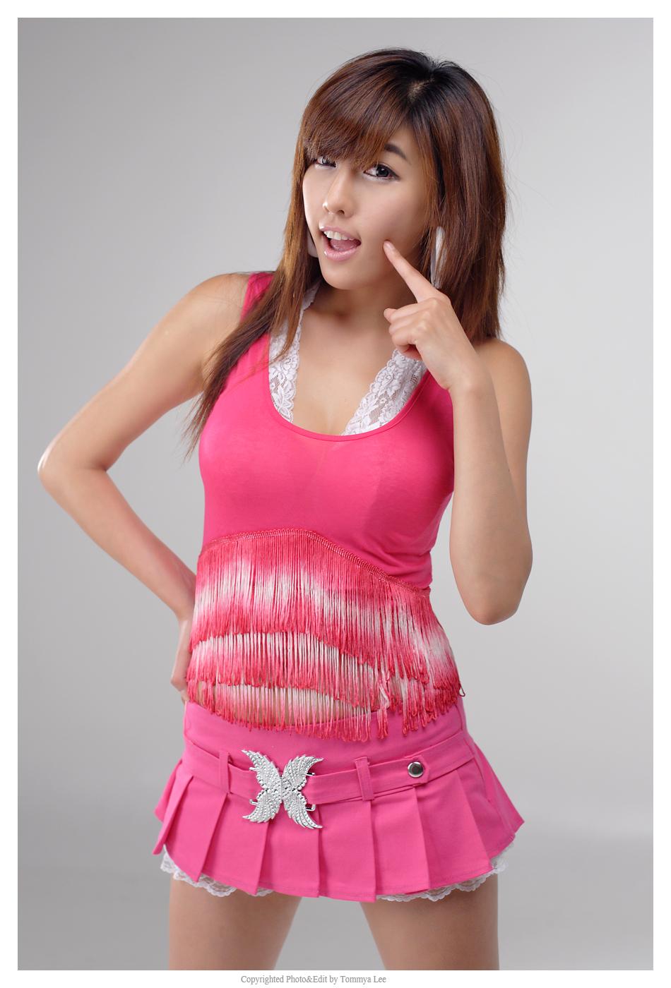 Jung yuri pink top and skirt foto bugil bokep 2017 for Foto top